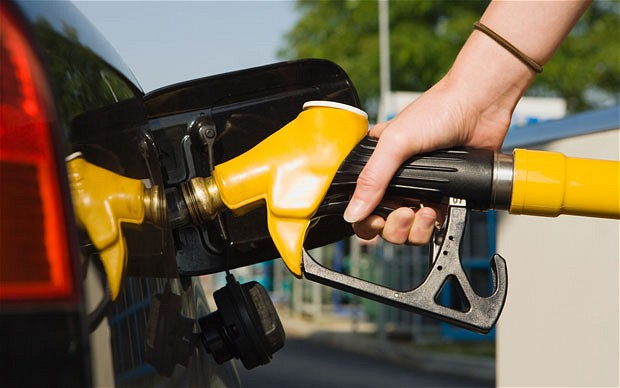 Заради протестите ли понижиха цените на горивата ?