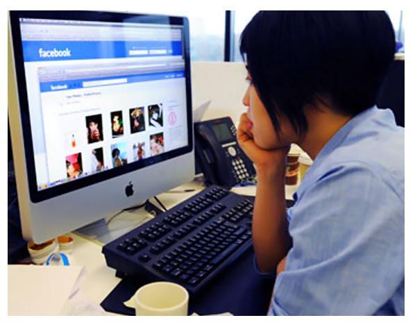 1,01 млрд. души влизат всеки ден във Facebook