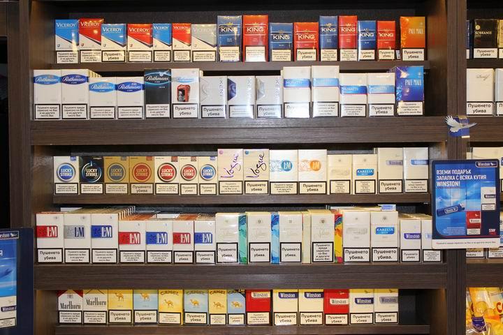 Заловиха велинградчанин съхранявал 300 къса с цигари
