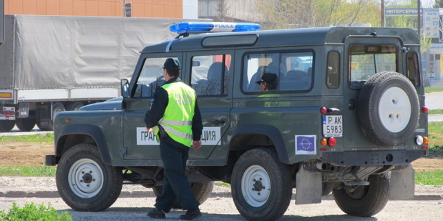 Задържаха джихадист на Капитан Андреево