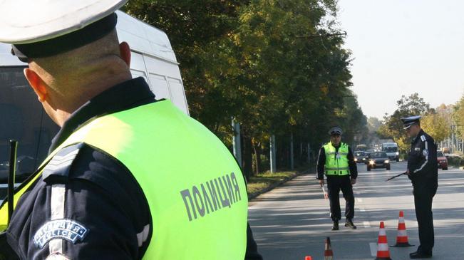 Продължават активните действия на полицейските служители от структурните звена на ОДМВР