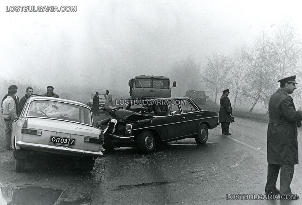 Велинградчанин предприел неправилна маневра с лек автомобил отне живот