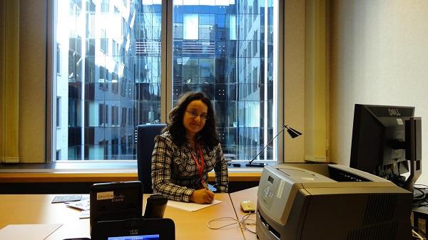 Лили от Велинград ще стажува в Брюксел