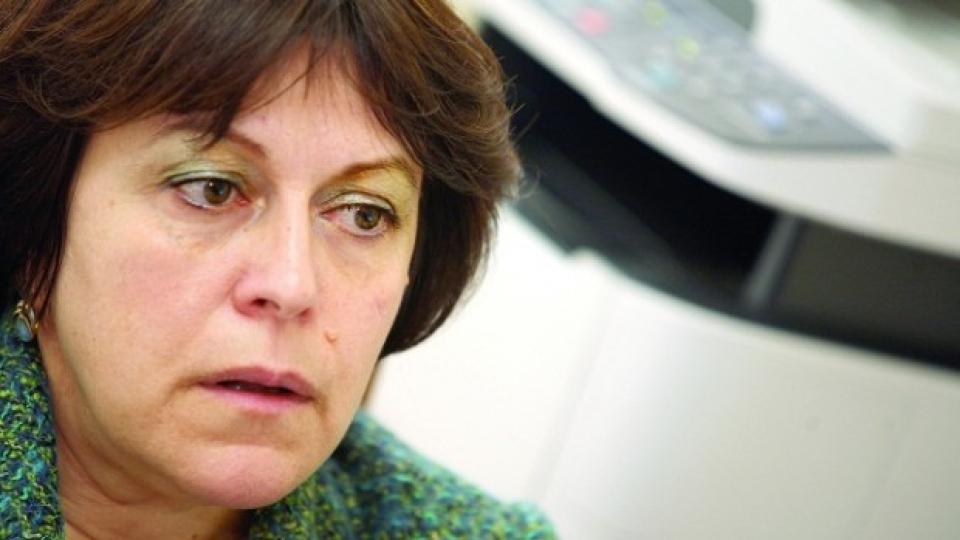 Татяна Дончева: И футболните клубове са политически зависими