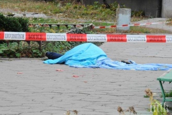 Момиче скочи от петия етаж на блок в Студентски град – тялото й лежи безжизнено