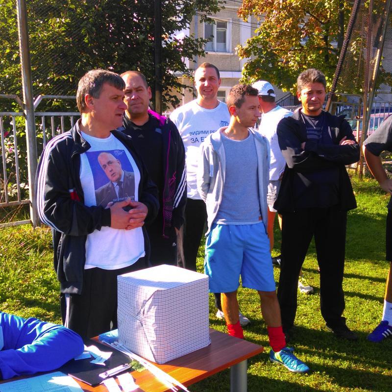 Благотворителен футболен турнир се проведе във Велинград под патронажа на кандидата за кмет от ГЕРБ д-р Костадин Коев