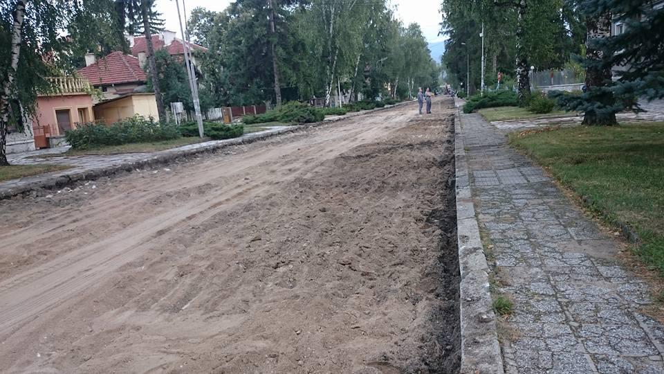 Община Велинград ще дава тротоарни плочки