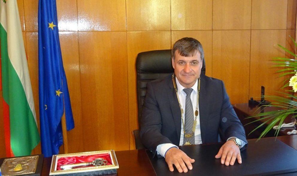 Атанас Палигоров първия заместик кмет