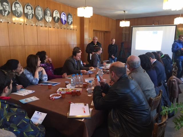 "Информационна среща на ""МИГ- Белово-Септември- Велинград"""
