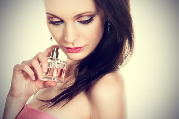 Woman-parfume