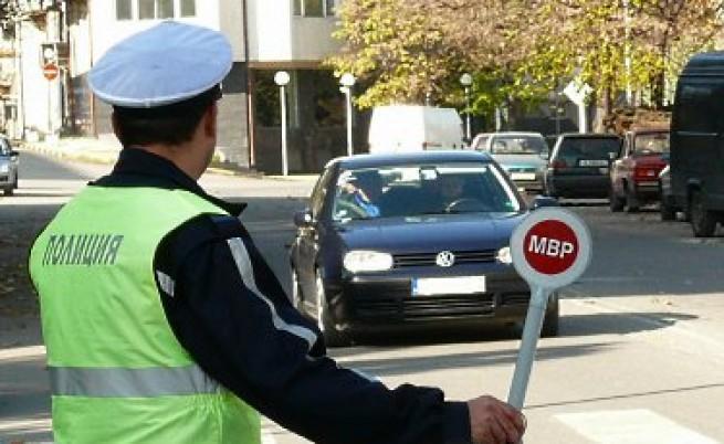 11 шофьори са задържани от полицаите в областта през изминалите празнични дни.