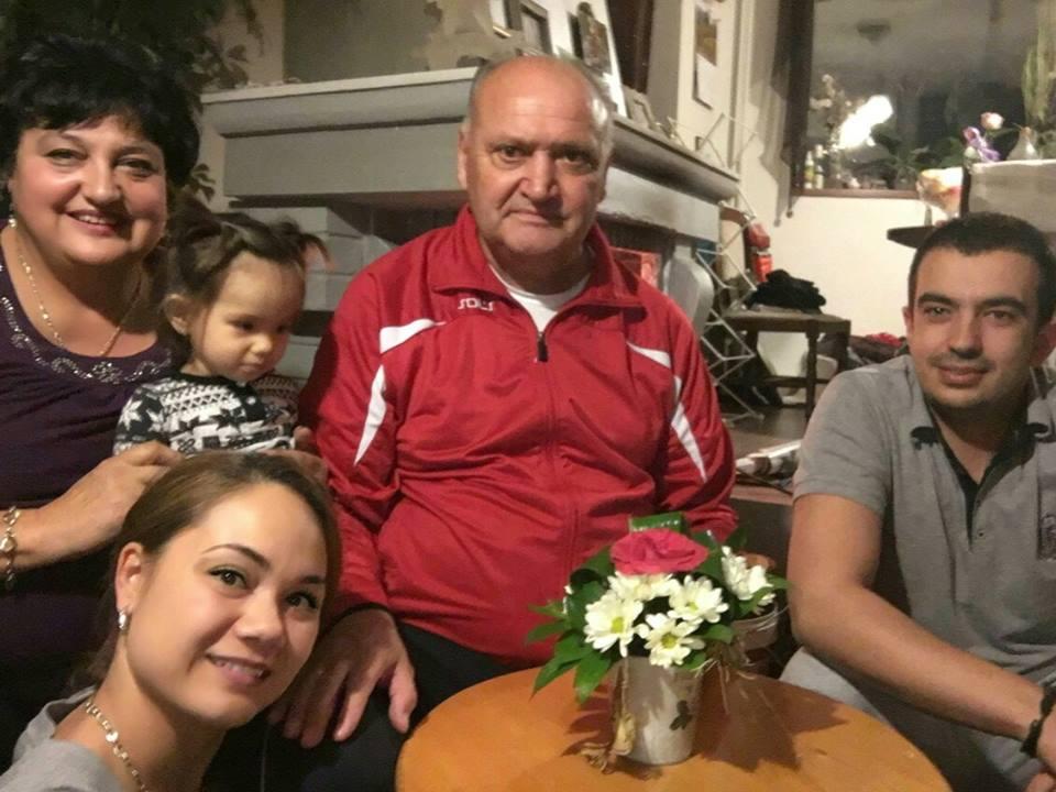 Иван Лебанов навърши 58 години в семейна обстановка