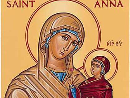 Днес почитаме Св. Анна