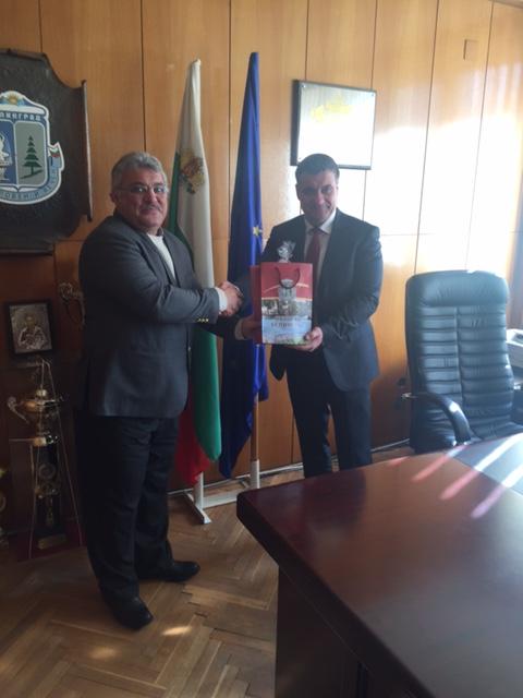 Посланикът на Кувейт посети Велинград