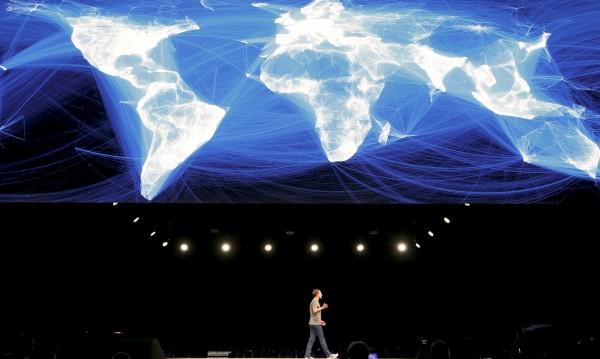 Facebook с карти на страни чрез разпознаване на лица