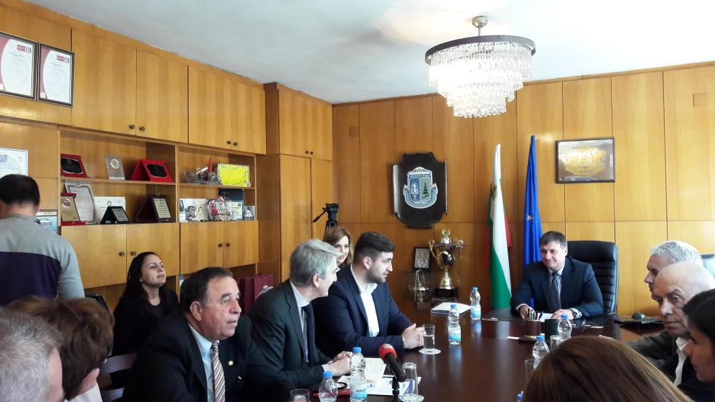 Велинград с официална номинация за СПА столица на Европа