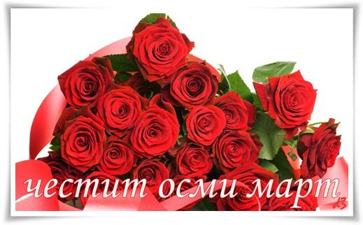 Поздравителен адрес – 8 март от Д-р Костадин Коев