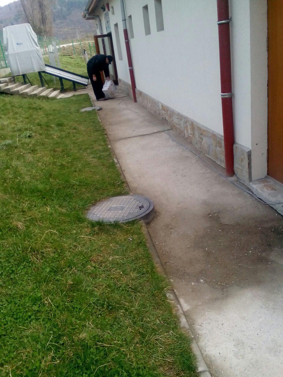 Видеонаблюдение и охрана за център за настаняване от семеен тип- Велинград
