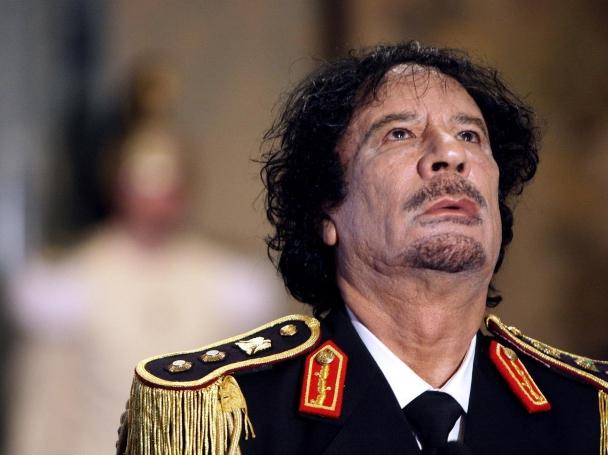 Проклятието на Кадафи се сбъдва