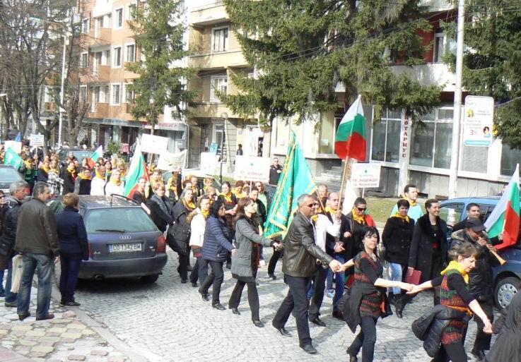 """На  26 март във  Велинград ще се проведе петото юбилейно издание на  националния фестивал за любители на  българските хора """"Пролетно хоро""""."""