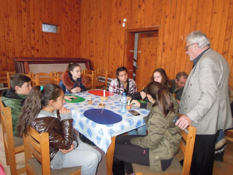 Откриване на ателие за писане на яйца във Велинград