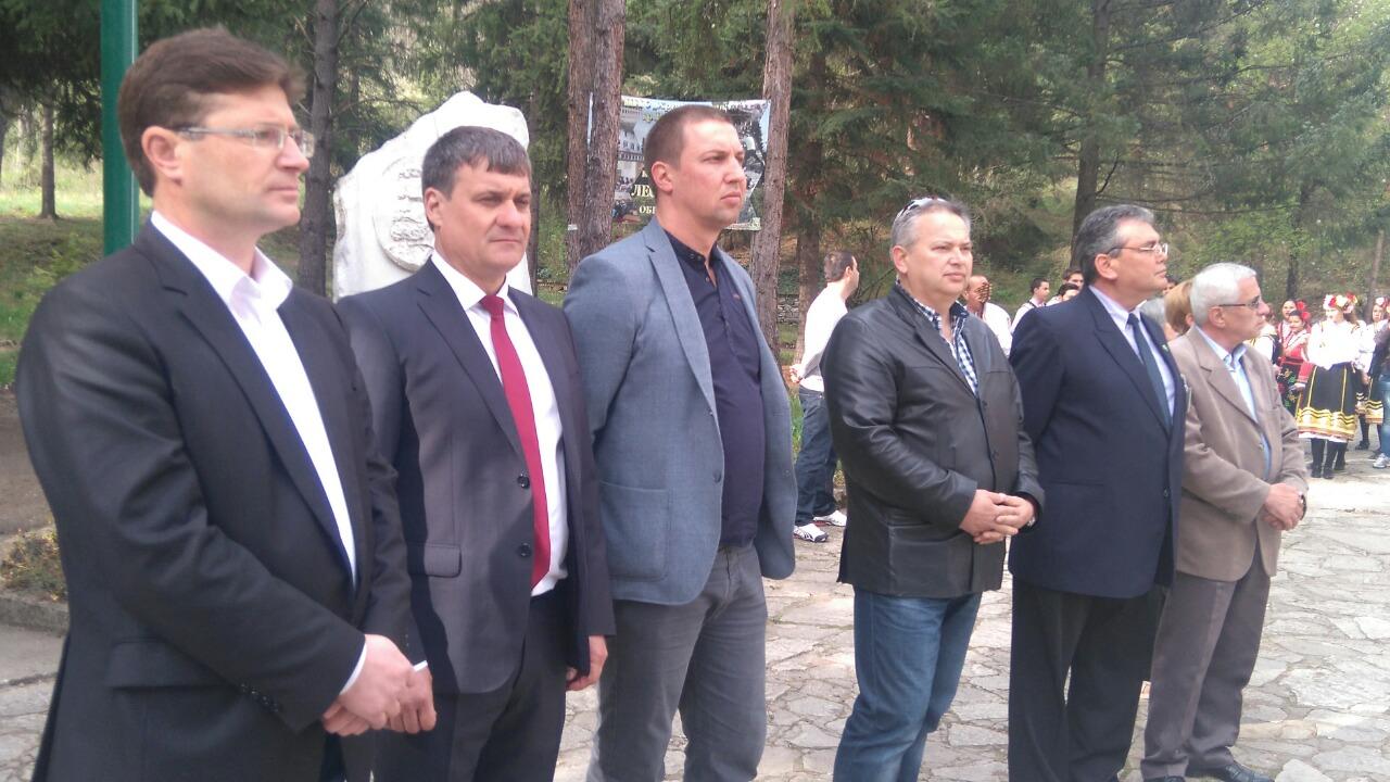 """ПГГС """"Христо Ботев"""" отпразнува Седмицата на гората (СНИМКИ)"""