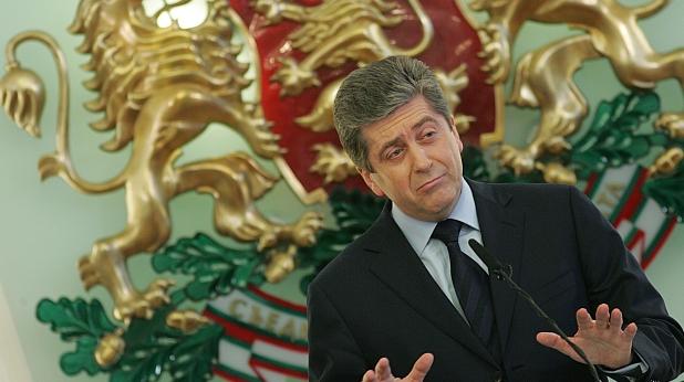 Първанов зове за единна с ПФ кандидатура за президент