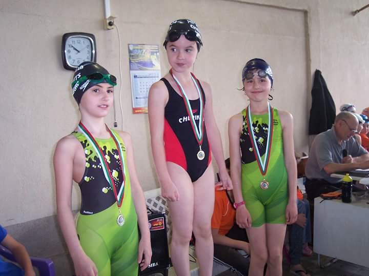 Oбщински плувен турнир Цветница