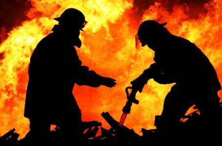 Пожарникари от Велинград са реагирали на сигнал за пожар в къща, намираща се в гр. Костандово