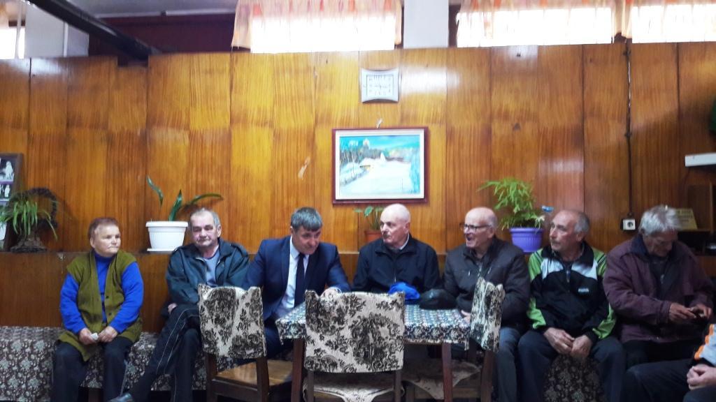 Кметът  д-р Костадин Коев на изнесен приемен ден