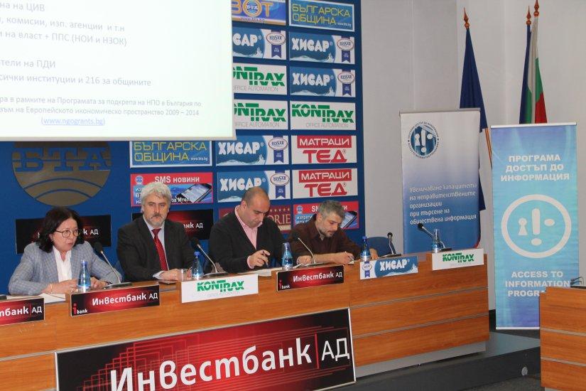 В Пазарджишка област Община Ракитово и РИОСВ са с най-висок рейтинг по прозрачност СОФИЯ.