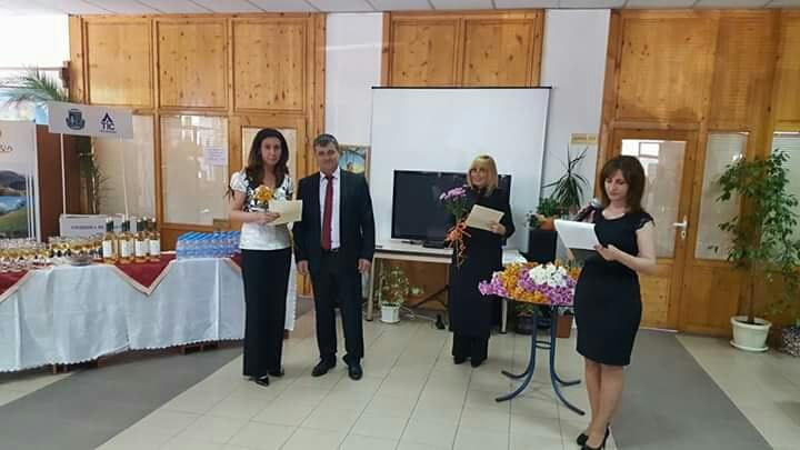 В навечерието на 24 май кметът д-р Костадин Коев изрази признателност към номинираните учители
