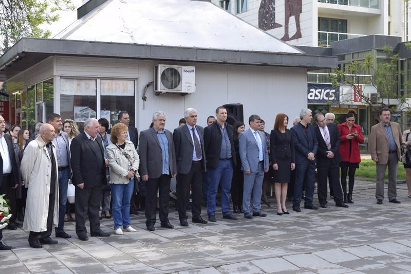 Община Велинград отпразнува Деня на храбростта и Българската армия
