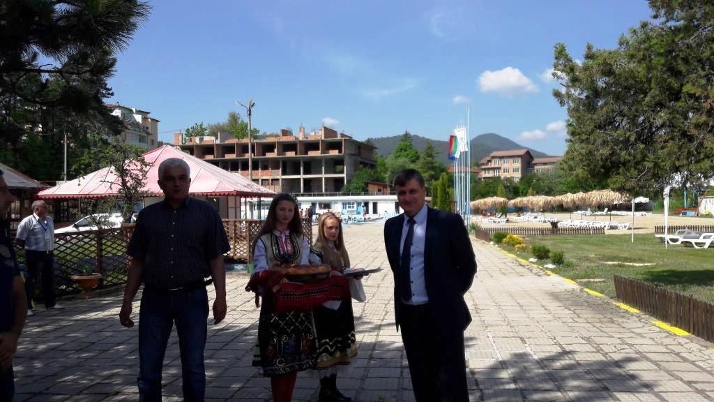 Откриване на сезона на Централен минерален плаж Велинград