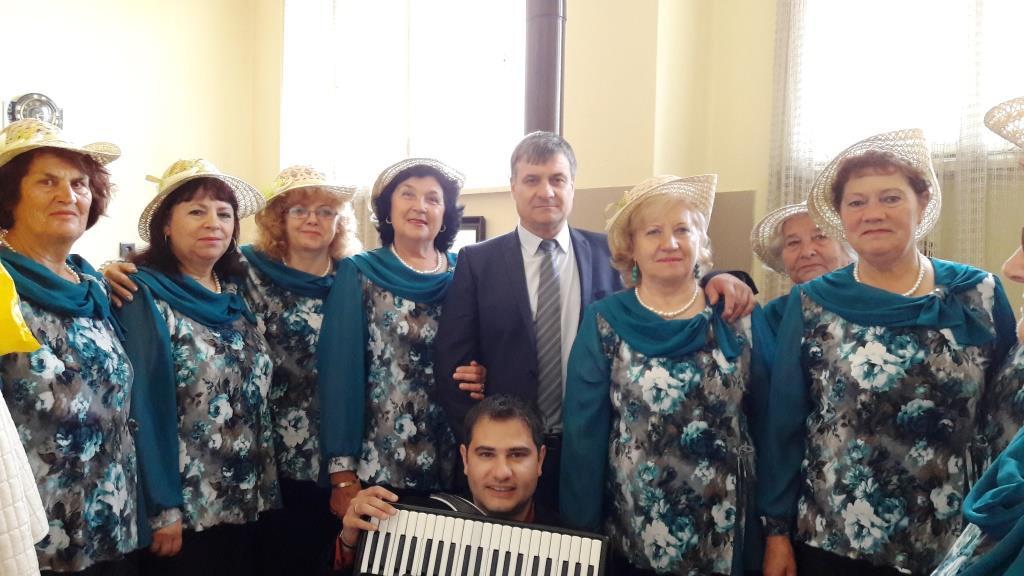 Кметът на Община Велинград откри четвърти национален фестивал на старата  градска песен