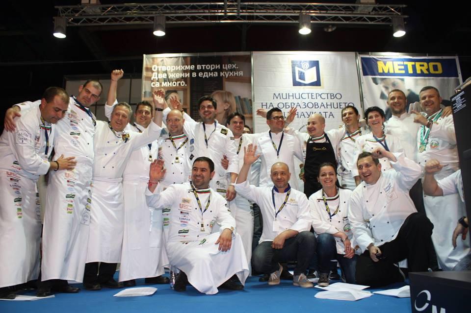 Новото сдружение на професионалните готвачи във Велинград Chef's Club Velingrad организира кулинарен фест