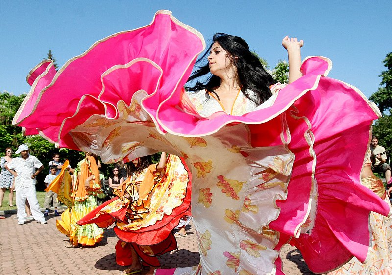 Празник на ромската култура