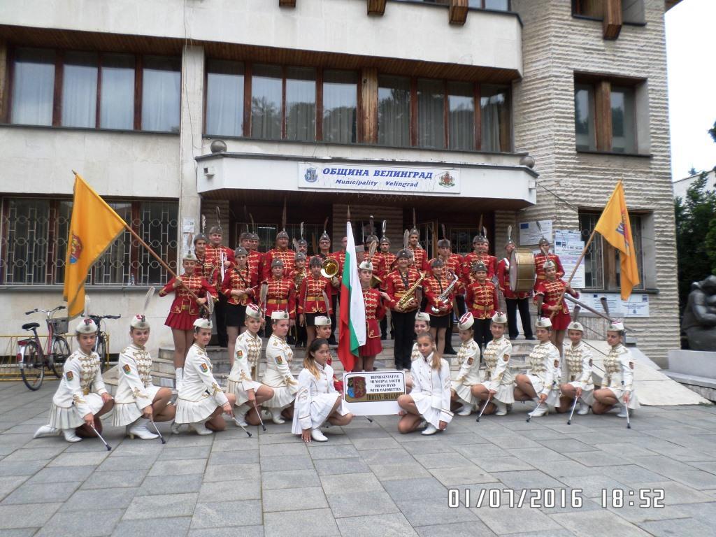 Празнична заря слова и музика за откриването на Велинградски празници на културата (снимки)