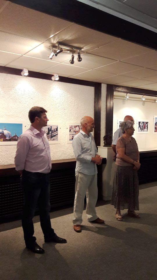 Изложби и фолклор за Велинградските празници на културата (снимки)