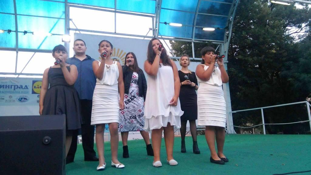 Благотворителните концерти продължават (снимки)