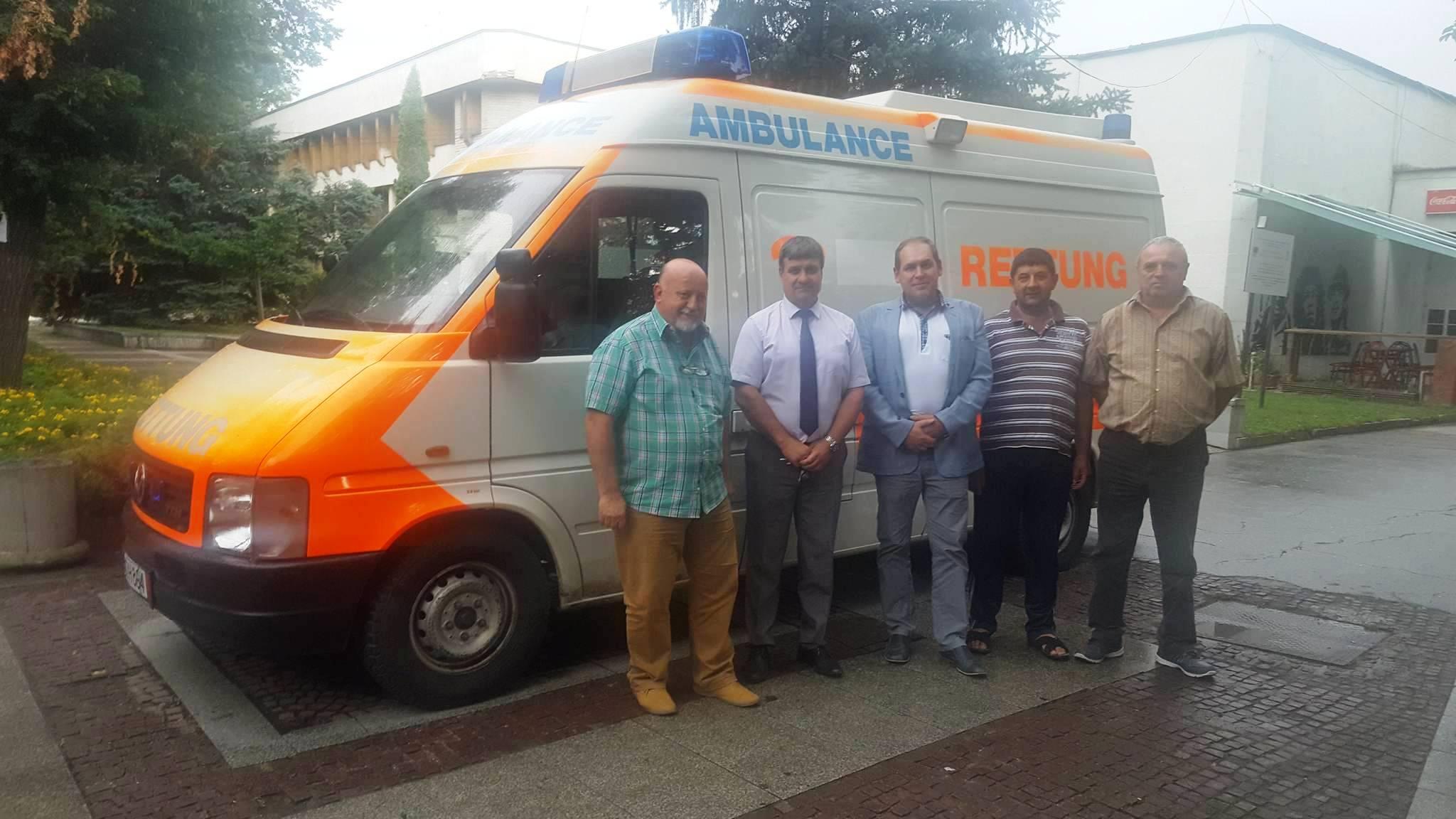 Добро дело: Велинградчанин направи дарение на Община Велинград