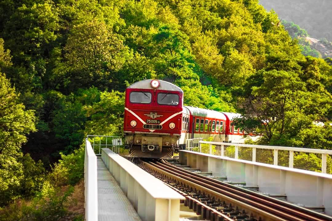 Изживейте романтиката, сравнима с пътуване назад във времето, по единствената функционираща жп линия с междурелсие 760 мм в България, а именно теснолинейката Септември – Добринище!