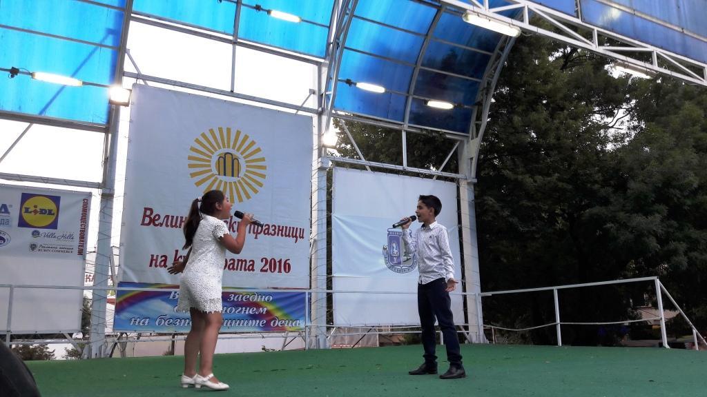 """Благотворителен концерт с разнообразния репертоар на ДЮВИШ """"Звънче"""""""