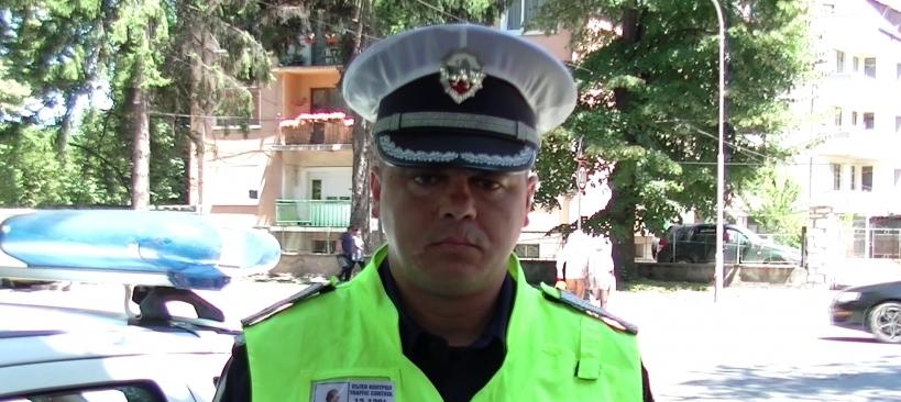 Борис Боков оглавява едно от натоварените звена в сектор Пътна полиция