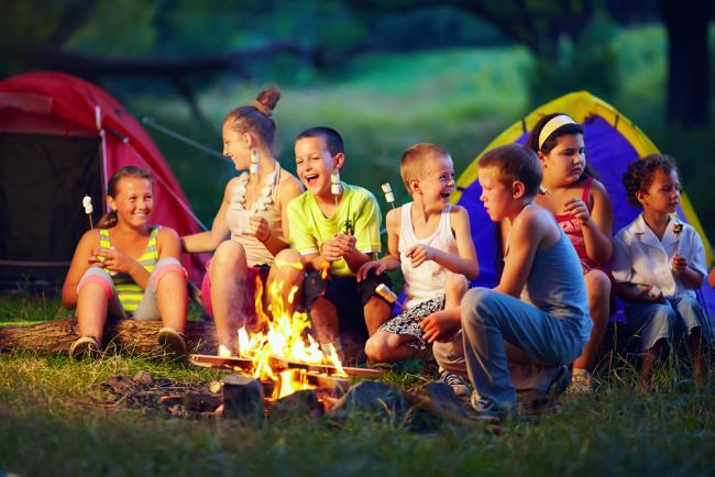 Деца и младежи от ЦНСТДМУ на летен лагер