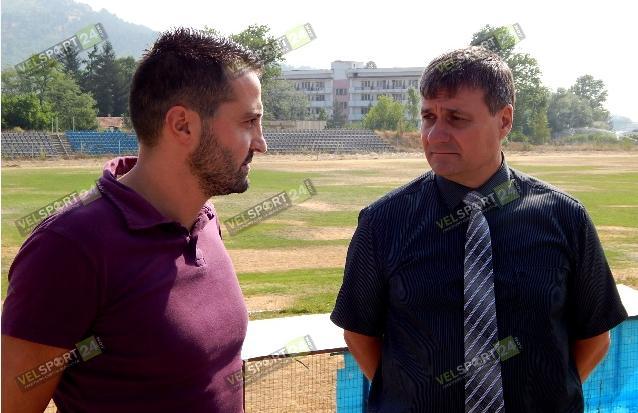 Велинградчанин е новият наставник на Чепинец