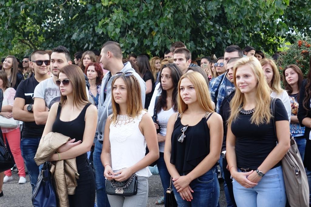 """Официално бе открита новата академична година в Югозападния университет """"Неофит Рилски"""""""