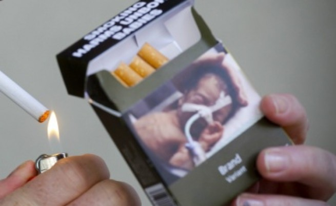 """96 000 къса с цигари без бандерол иззеха вчера служители на сектор """"Противодействие на икономическата престъпност"""" при ОДМВР-Пазарджик"""