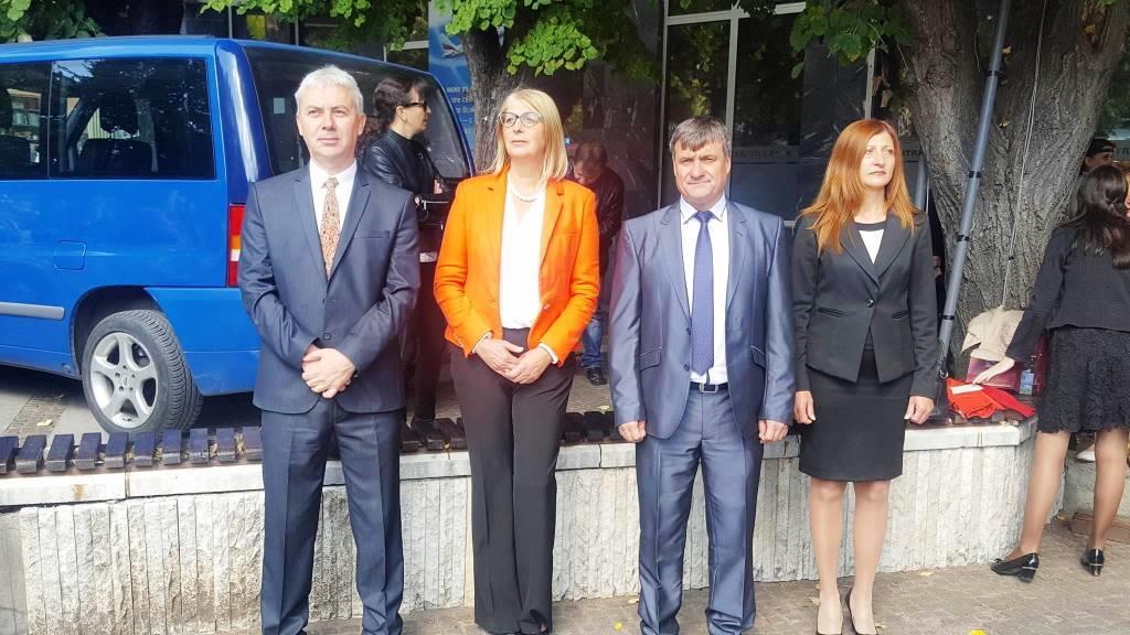 Поздравителен адрес от кмета г-н КОЕВ