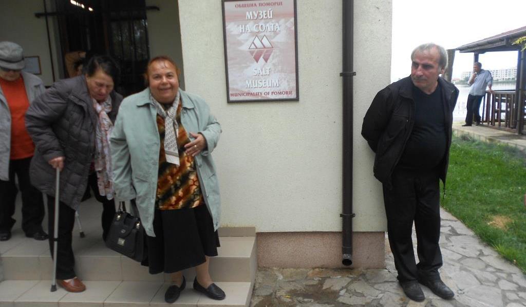 Дневен център за възрастни хора с увреждания Велинград на климатолечение в Поморие